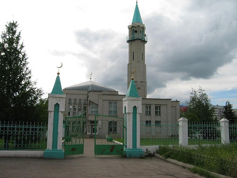 Мечеть «Булгар», Казань