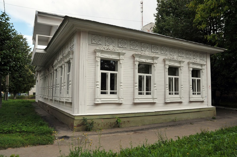 Музей народно-прикладного искусства, Йошкар-Ола