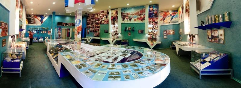 Музей Конькобежного спорта, Челябинск