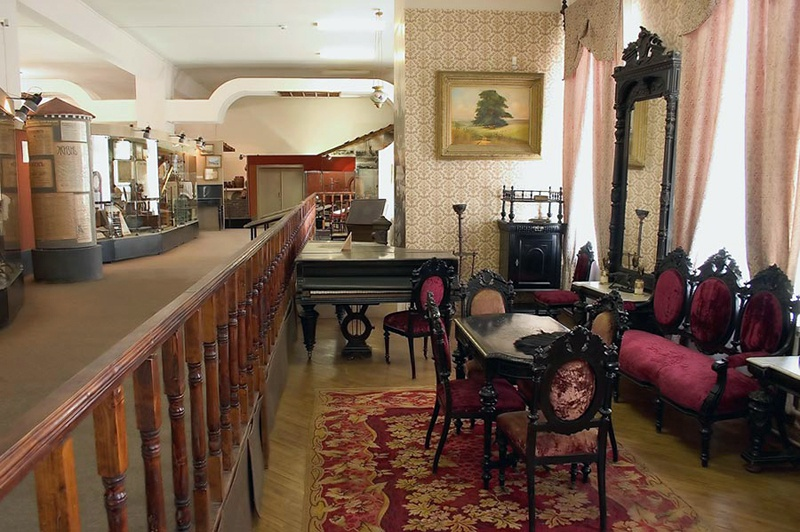 Краеведческий музей имени Г.Н.Прозрителева и Г.К.Праве, Ставрополь
