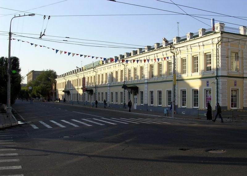 Гостиный двор, Оренбург