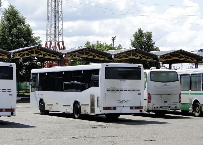 Автовокзал Нижнекамска