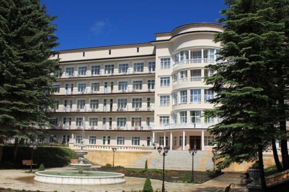 Санаторий «Центросоюз Кисловодск», Кисловодск