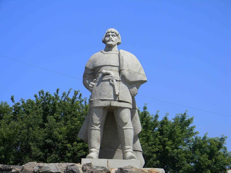 Памятник Пугачёву, Саранск