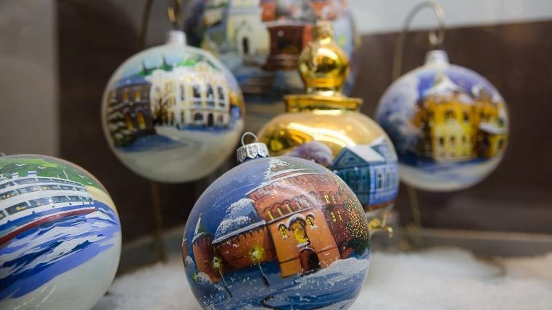 Музей Ёлочных игрушек при фабрике «Ариэль», Нижний Новгород